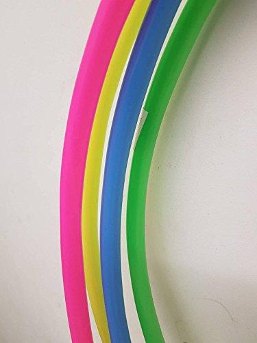 Flickbuysâ® 10x60cm Plain – Fitness Hula Hoops