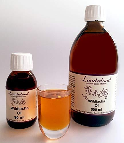 Lunderland Wildlachsöl (500 ml)