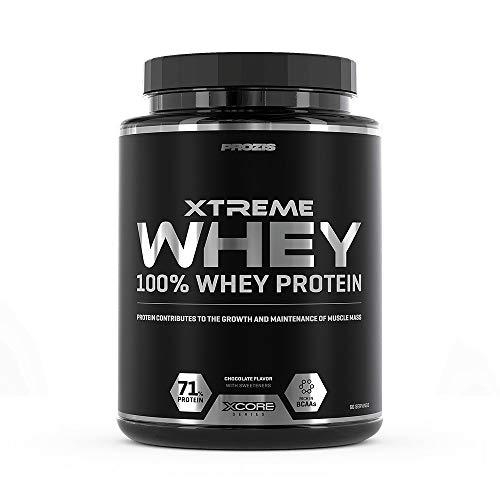 Xcore Nutrition Prozis Xtreme Whey Protein SS Proteina, Cioccolato - 2000 g