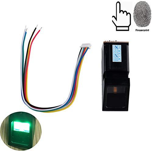 Lector óptico huellas digitales Sensor Escáner Módulo