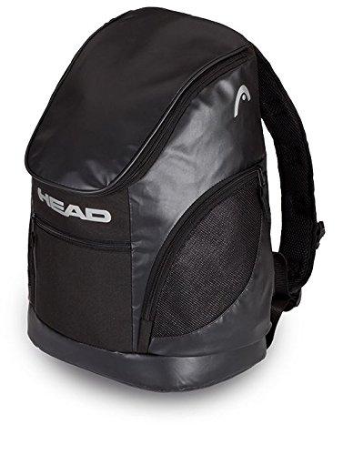 HEAD Training 33 Backpack Sac à Dos Unisexe Noir Noir Taille Unique