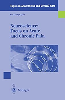 Neuroscience: Focus On Acute And Chronic Pain (topics In Anaesthesia And Critical Care) por M.a. Tiengo