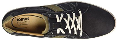 Jomos Ariva, Sneakers bassess Homme Mehrfarbig (Schwarz/Asphalt)