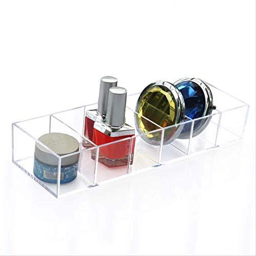 LS Kosmetiktasche Makeup Organizer Powder Storage Box Lipstick Tools Eye Shadow Case Jewelry Cosmetic Box Removable Air Cushion Box -