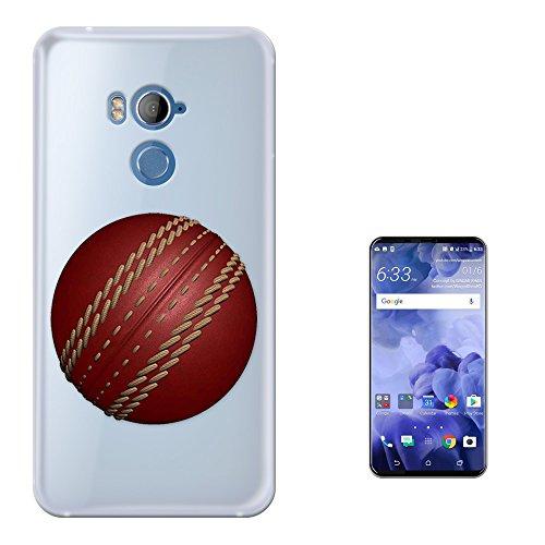 c01509 - Cricket ball Design HTC U11+ PLUS 6.0