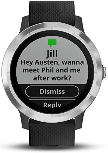 Zoom IMG-3 garmin vivoactive 3 smartwatch gps