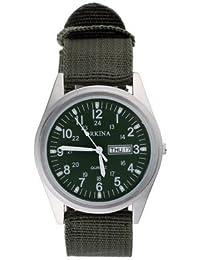 ORKINA YI-WAC14-03-176 - Reloj para hombres, correa de nailon