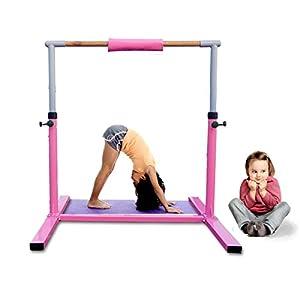 Seababyhouse Gymnastik horizontale Bar Ausrüstung gymnastische Turngerät...