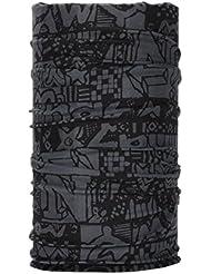 Wind X-Treme Urban - Tubular unisex, color negro, talla única