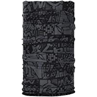 Wind X-Treme Urban - Tubular unisex, color negro, talla única