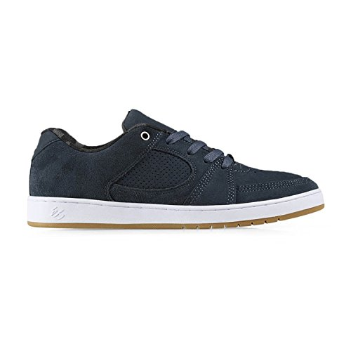 Es Accel Slim brown/gum Shoes gris foncé