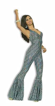 Adult Boogie Dancin Babe Costume