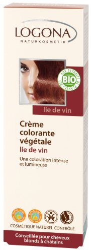 Pflanzen-Haarfarbe Color Creme - Tizian