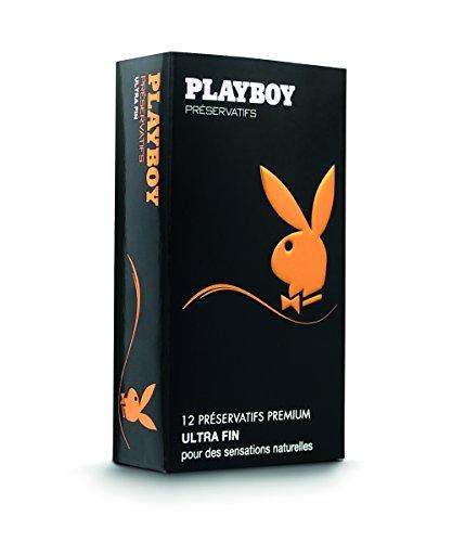 Playboy Bronze Ultra Thin (ultradünn) Kondome, 1 Stück