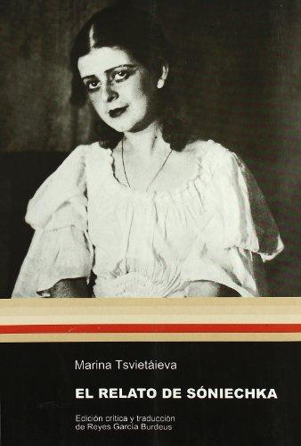 El relato de Sóniechka (Sendes) por Marina Tsvietáieva