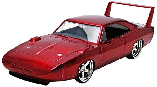 Unbekannt Fast & Furious Modellauto aus Metall - 1969 Dodge Charger Daytona - Länge 22 cm