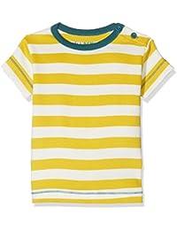 Phister & Philina Baby Boys' Isam Ribby Organic T-Shirt