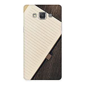 Neo World Pin Journals Back Case Cover for Galaxy Grand Max