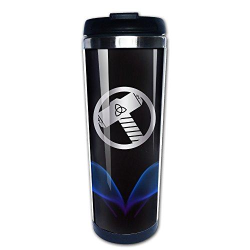 mit Tassen, Thor Hammer Platinum Stil Vakuum Cup