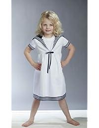 Matrosenkleid für Kinder klassischer Stil von Modas alle Größen