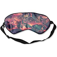 Sleep Eye Mask Abstract Skull Lightweight Soft Blindfold Adjustable Head Strap Eyeshade Travel Eyepatch E12 preisvergleich bei billige-tabletten.eu