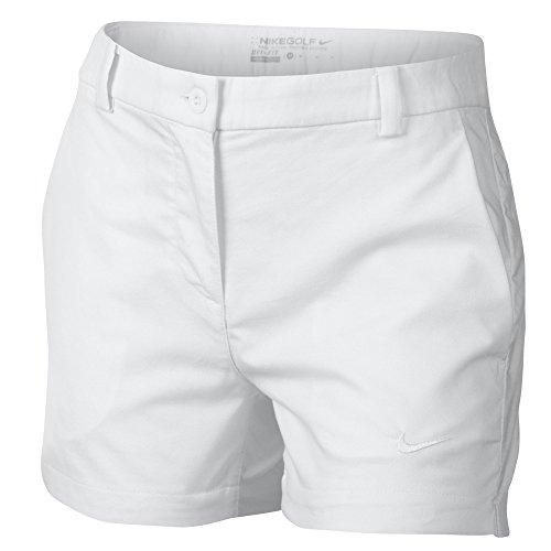 Nike Girls Short Shorts für Mädchen XL weiß