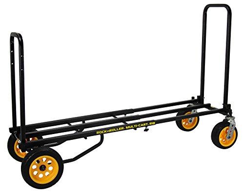 Rock-N-Roller R18RT (Mega Plus) 8-in-1 Folding Multi-Cart/Hand
