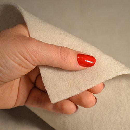 NEU! Premium Teppichgleitschutz Zuschnitt - In versch. Größen | Antirutschmatte in Spitzenqualität | Teppichstopper | Teppichmatte | Absolut rutschfeste Teppichunterlage | 60x120cm Teppichstopp
