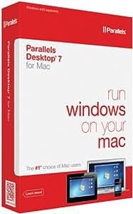 Parallels Desktop 7.0 English 5-User Pack (Mac)