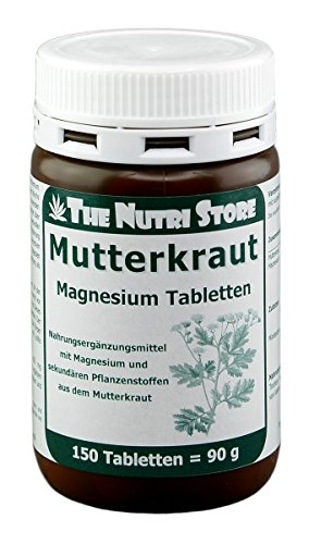 Mutterkraut Magnesium Tab 150 stk