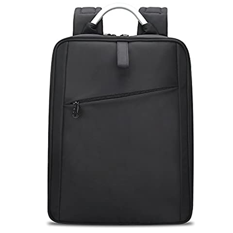 Bagerly 14 Slim Laptop Backpack for Men Women Business Water Repellent Shoulder Notebook Travel Bag Lightweight Daypack