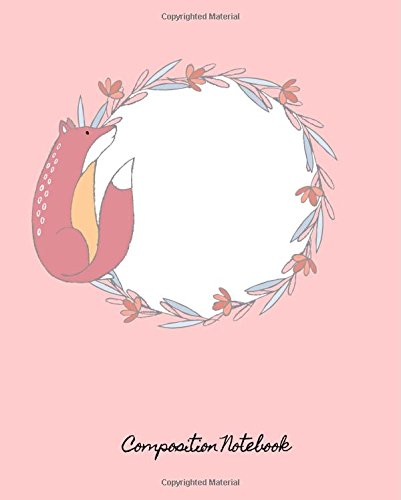 Composition Notebook: 110 page lined school composition notebook