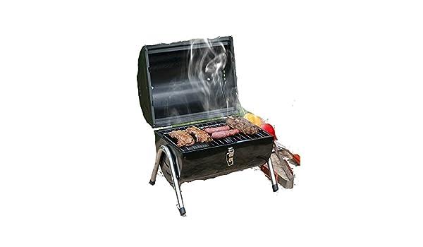 Landmann Holzkohlegrill Rundgrill Corso Schwarz : Malatec gartengrill holzkohlegrill bbq holzkohle barbecue smoker