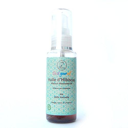 BALLA - Huile Hibiscus bio et naturelle 60 ml