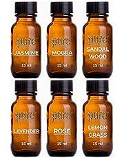 Pure Source India Aroma Diffuser Oil (Lavender Lemongrass R