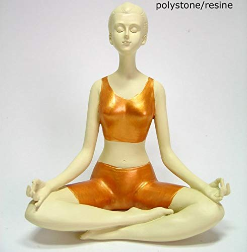 Osiris Trading UK - Figura Decorativa de Yoga