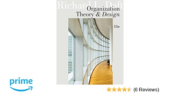 Organization theory and design amazon richard l daft organization theory and design amazon richard l daft 9781111221294 books fandeluxe Images