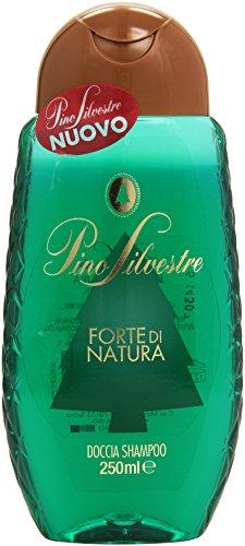 Pino Silvestre - Forte di Natura, Doccia Shampoo , 250 ml