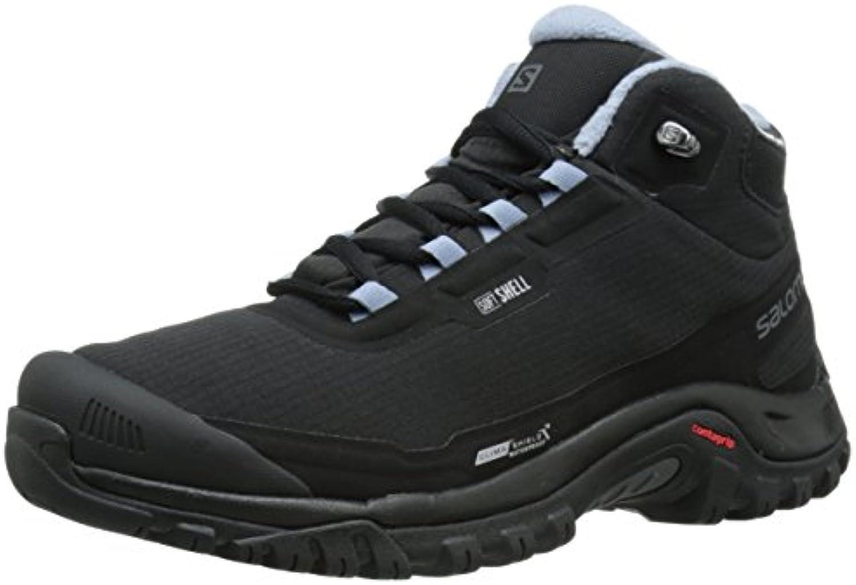 Salomon L37687300, Stivali da Escursionismo Alti Donna | Exquisite (medio) lavorazione  | Uomo/Donna Scarpa