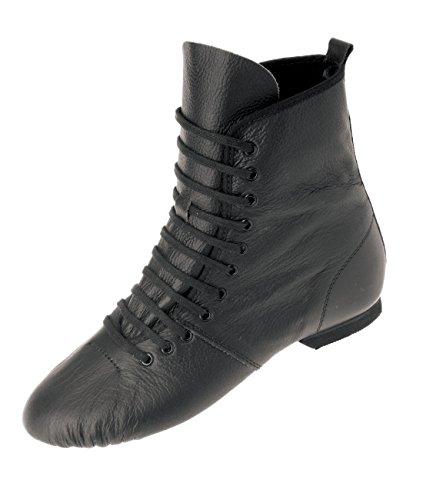 RUMPF Reflex 3 chaussures danse bottes de danse Noir