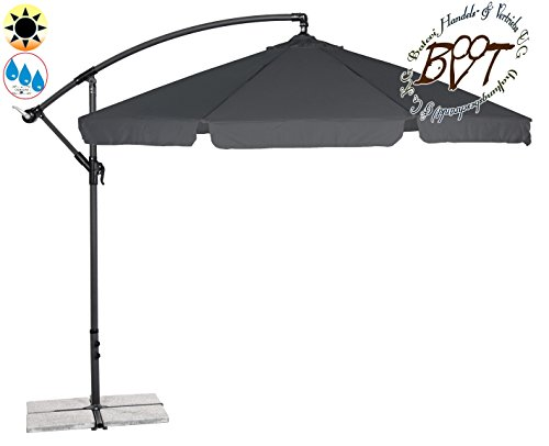 sonnenschirm gestreift w hlen sie aus den bestsellern aus gartenguide. Black Bedroom Furniture Sets. Home Design Ideas