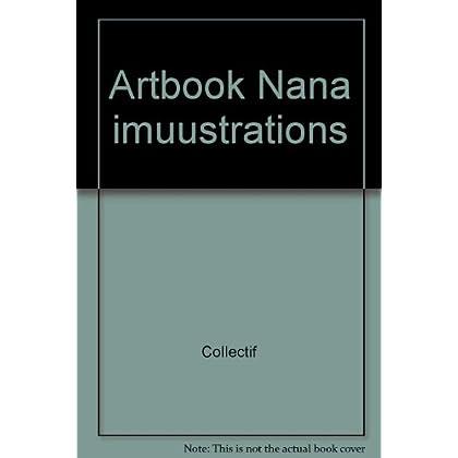 Artbook Nana imuustrations