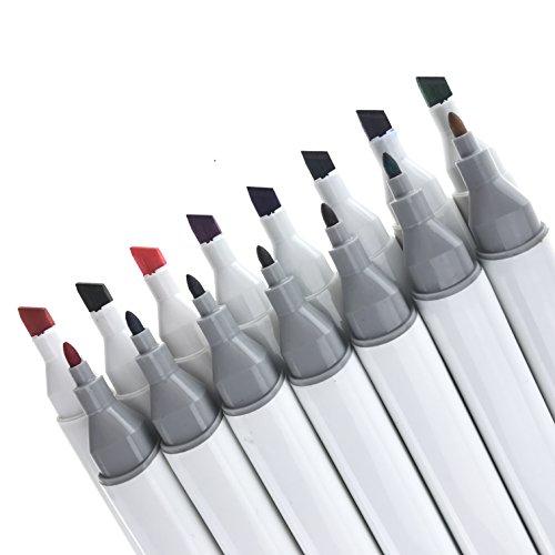 bingohobby-80er-pack-farbe-grafik-design-marker-set-schreibwaren-buromaterial-filzstifte-neue-genera