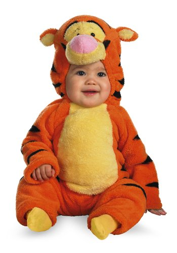 innie the Pooh - Tigger Baby Kost-m Gr--e 12-18 Monate ()