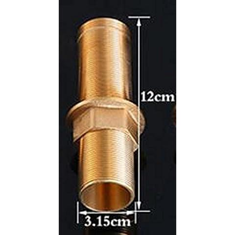 Modylee Dispersore del bacino esteso supporto rubinetto tubo rubinetto sede correzione estesa bagno tubo accessorio rubinetto pCS2 ,