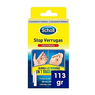 Scholl Tratamiento Stop Verrugas