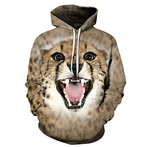 Yin Und Yang Wolf Von Jojoesart Animal Print Herren 3D Trainingsanzug Sweatshirt Lms947 XL - Yang Wan