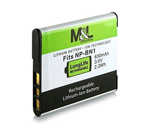 Akku / Batterie wie NP-BN1 für Sony CyberShot DSC-W310, DSC-W320, DSC-W330, DSC-W350, DSC-W360, DSC-W380, DSC-W390, DSC-W510, DSC-W520, DSC-W530, DSC-T99, DSC-T110, DSC-TF1, DSC-TX5, DSC-TX7, DSC-TX9, DSC-TX10, DSC-TX20, DSC-TX30, DSC-TX55, DSC-TX100V, DSC-WX5, DSC-WX7, DSC-WX9, DSC-WX50 und weitere… (Tx20-batterie)