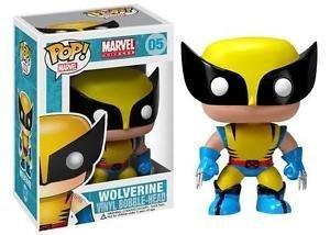 Funko POP! Marvel X-Men Wolverine Vinyl Bobble-Head Action Figure 05