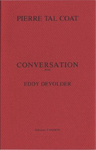 Tal coat/conversation avec eddy devolder